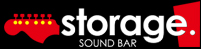 sounbar  storage